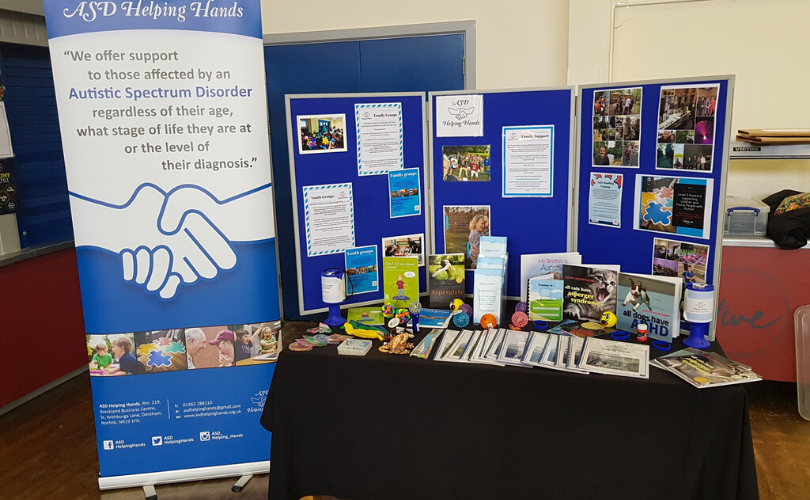 Wellbeing Event blog post